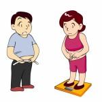体脂肪率はどうやって計算するの?【簡単に計算できるBMI】