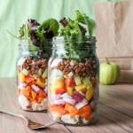 【注意】話題のジャーサラダで食中毒にならないための対処法
