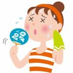 【タイプ別】汗をかきやすい人の4つの原因と特徴を調べた結果